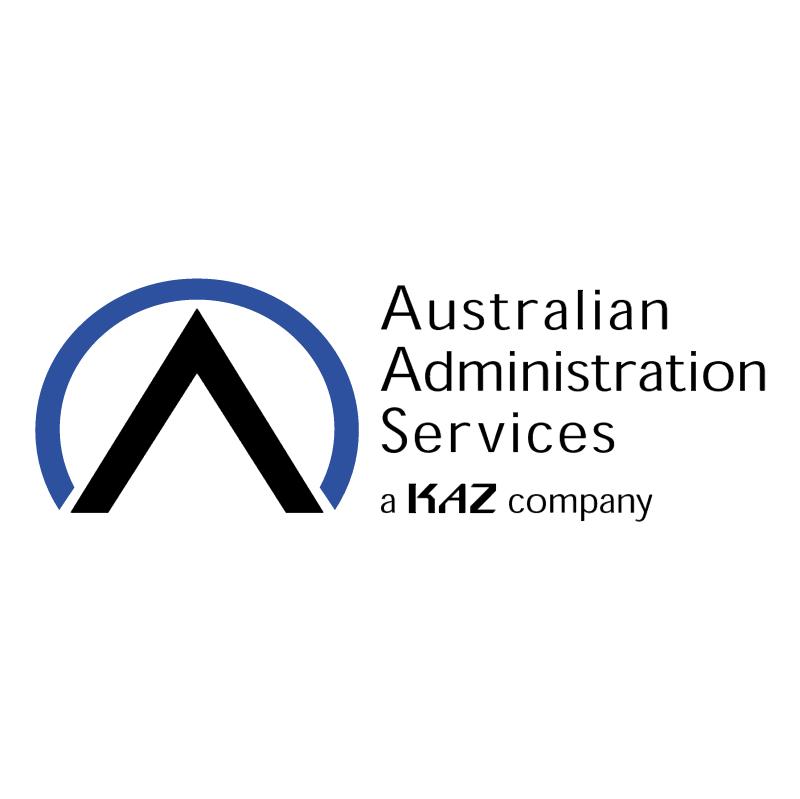 Australian Administration Services 71175 vector