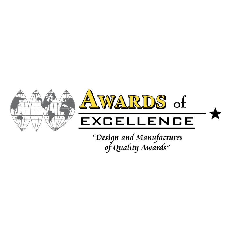 Awards of Excellence vector