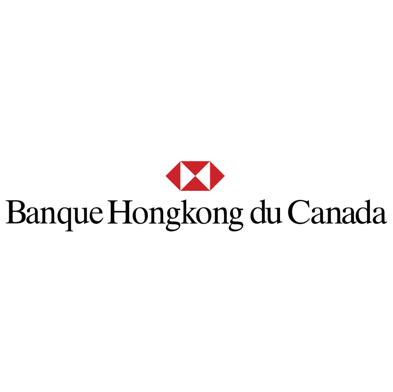 Banque Hongkong du Canada 822 vector