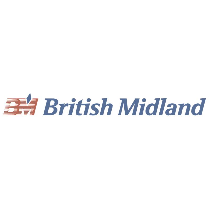 British Midland 19447 vector