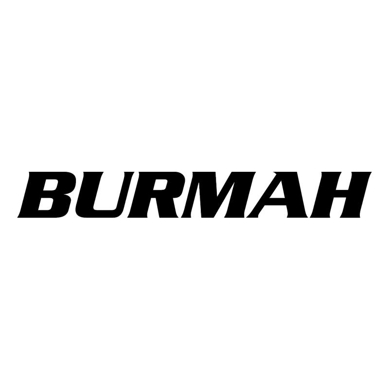 Burmah 63474 vector