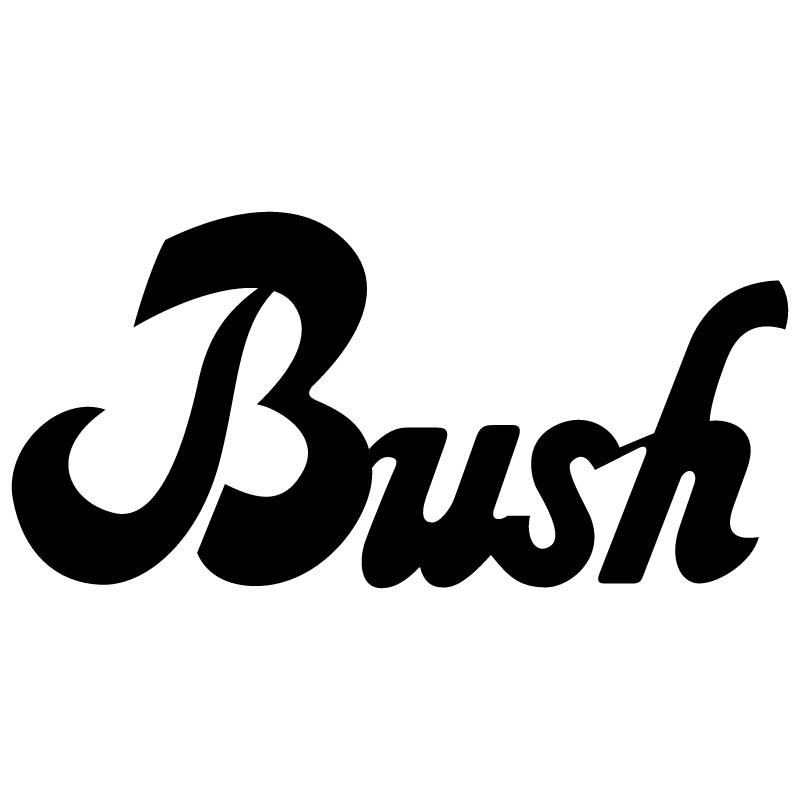 Bush 4563 vector logo