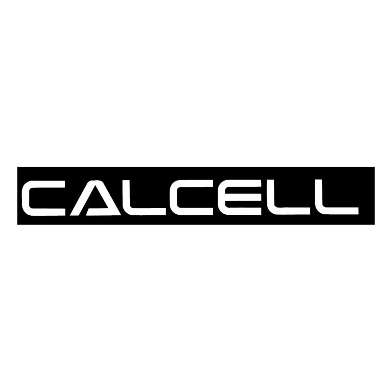 Calcell vector logo