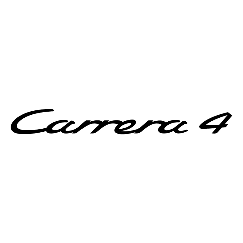 Carrera 4 vector