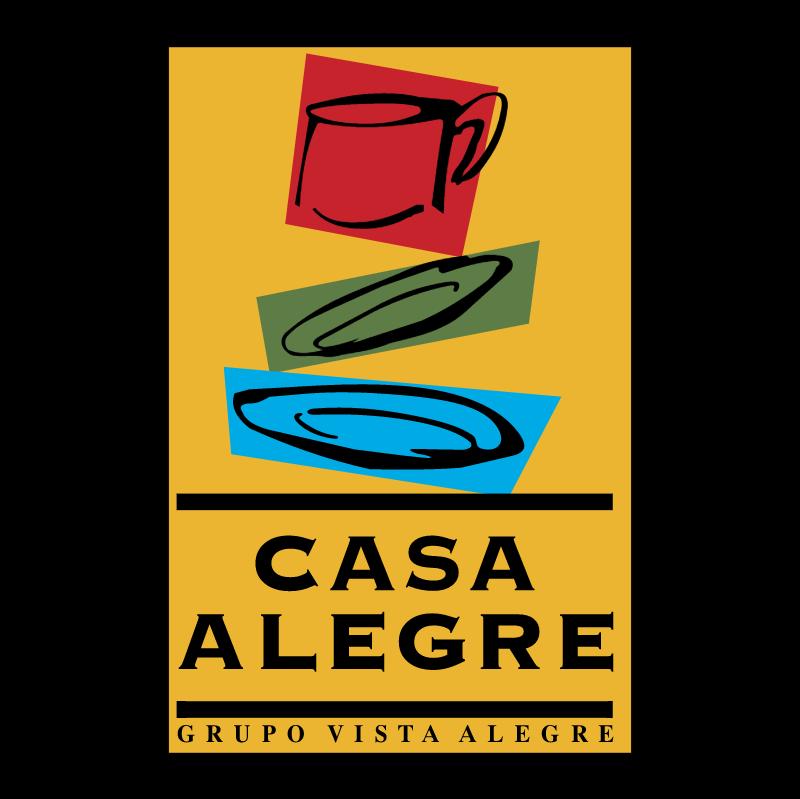 Casa Alegre vector logo
