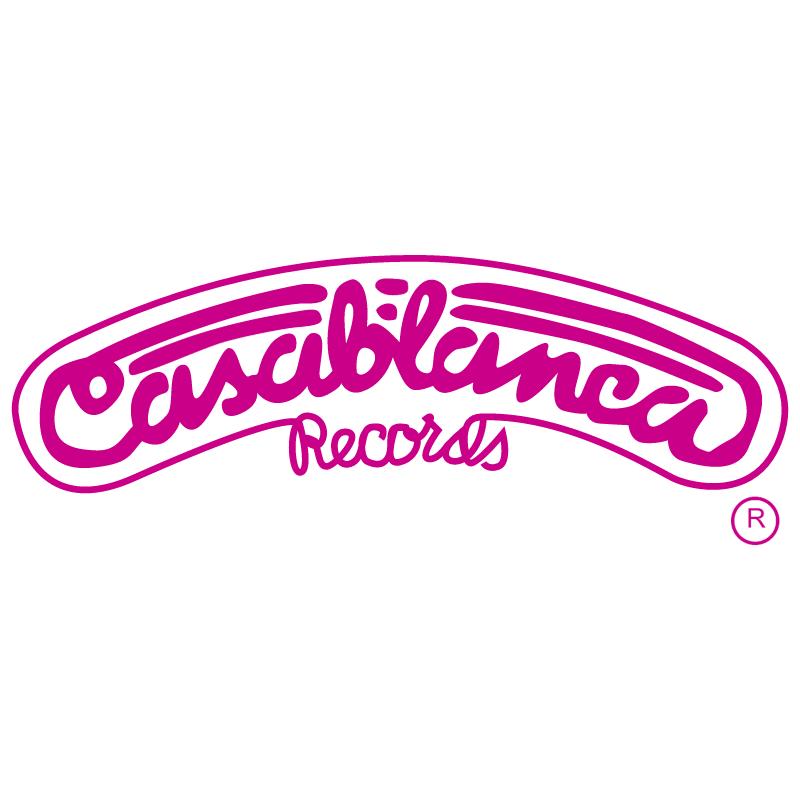 Casablanca Records vector logo