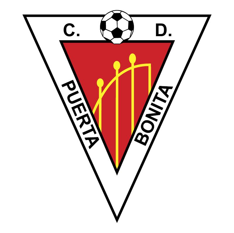 CD Puerta Bonita vector logo