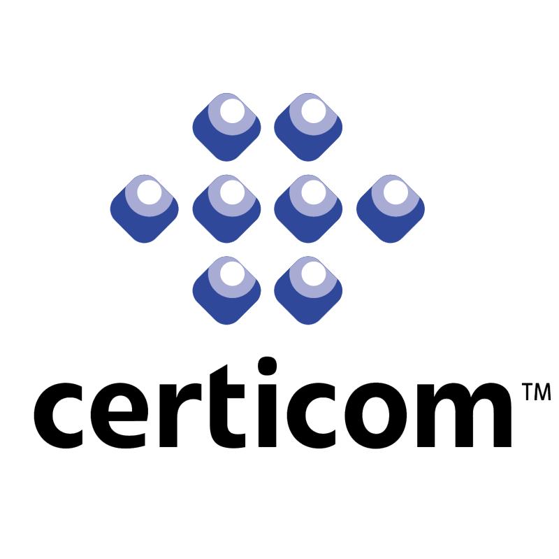 Certicom vector