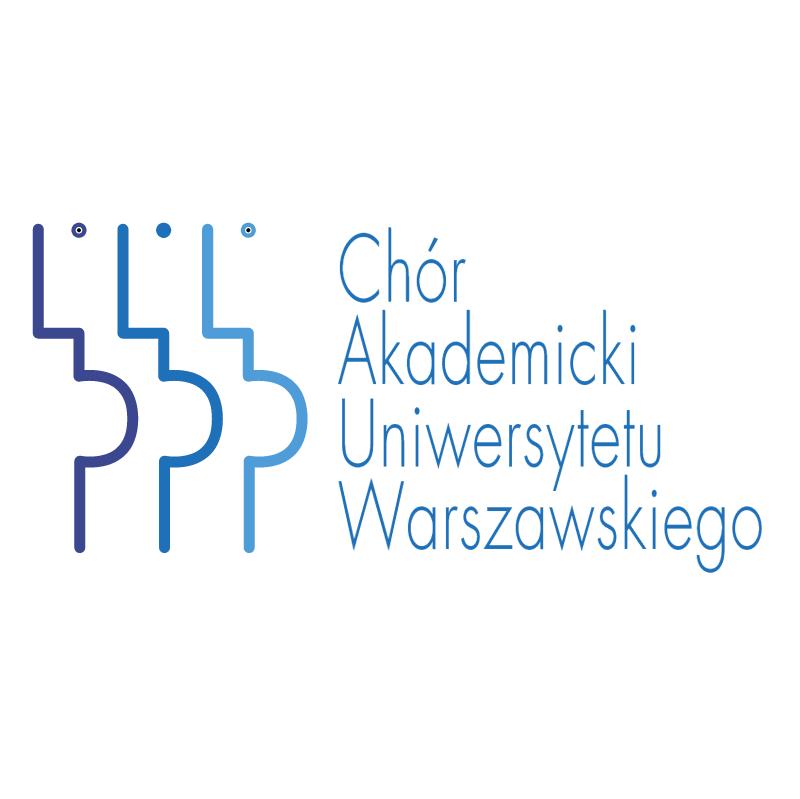 Chor Akademicki Uniwersytetu Warszawskiego vector