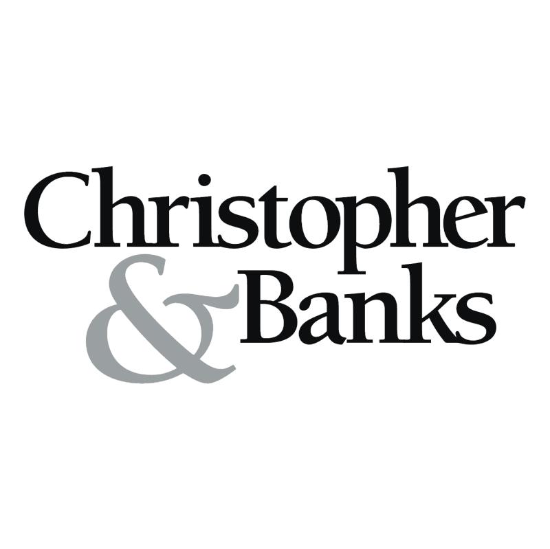 Christopher & Banks vector logo