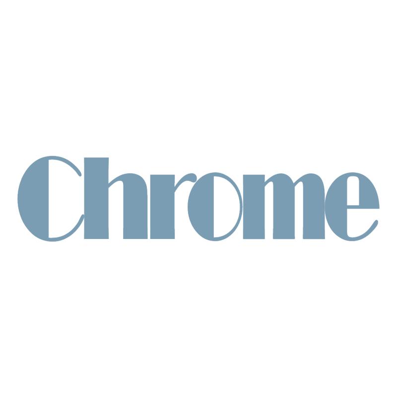Chrome vector