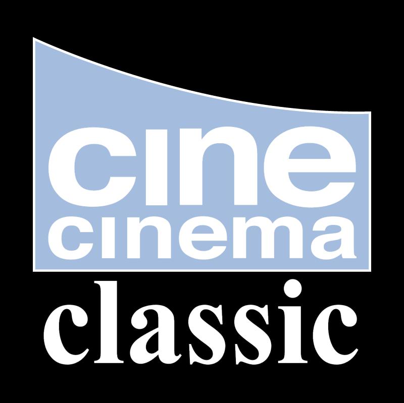 Cine Cinema Classic vector