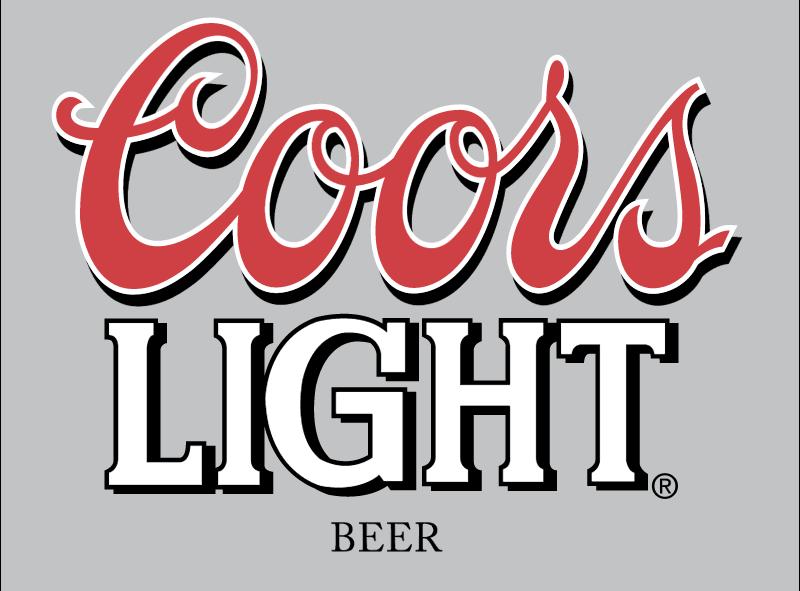 Coors Light 3 vector