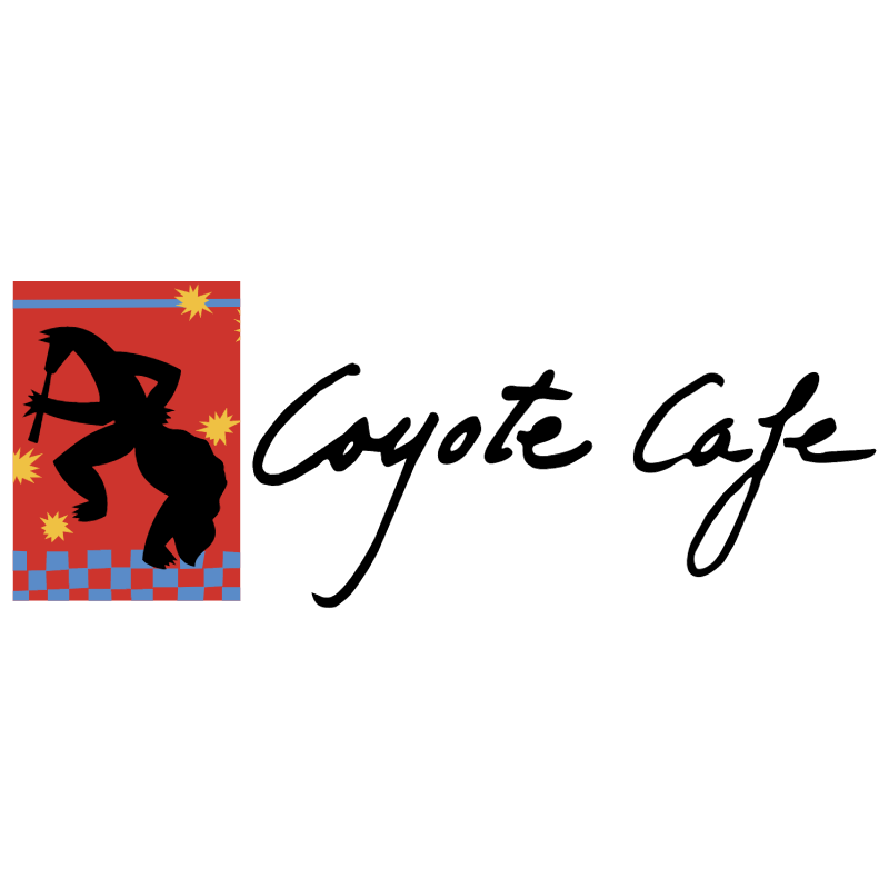 Coyote Cafe vector logo