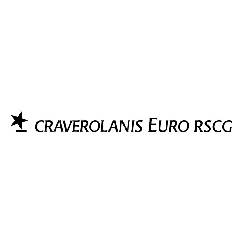 CraveroLanis Euro Rscg vector logo
