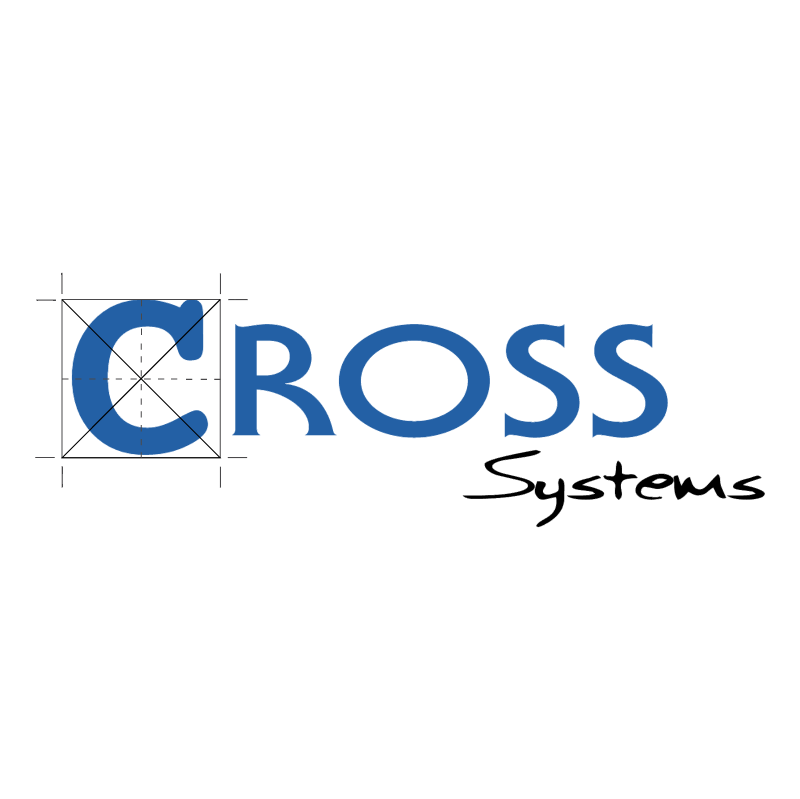 Cross Systems vector logo