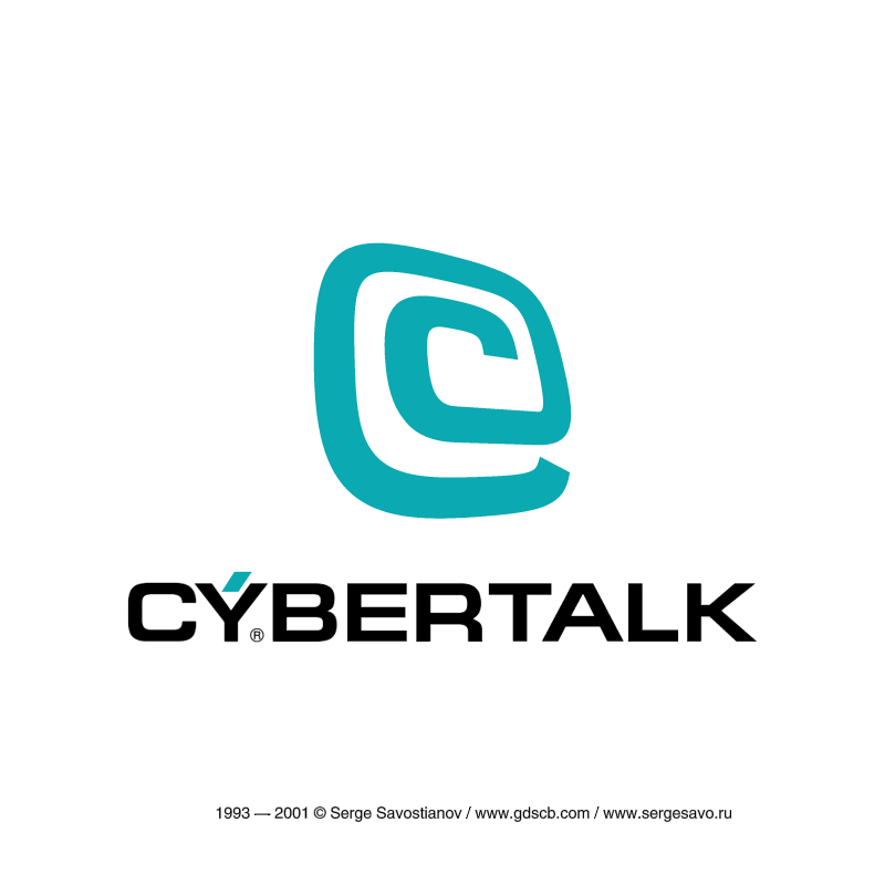 Cybertalk vector
