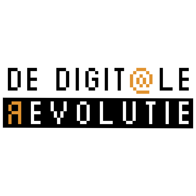 De Digitale Revolutie vector