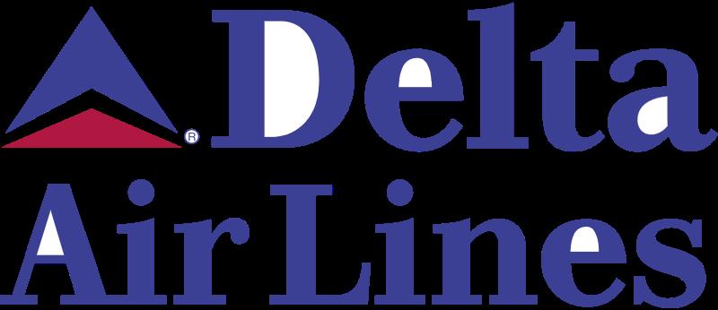 DELTA AIRLINES 5 vector