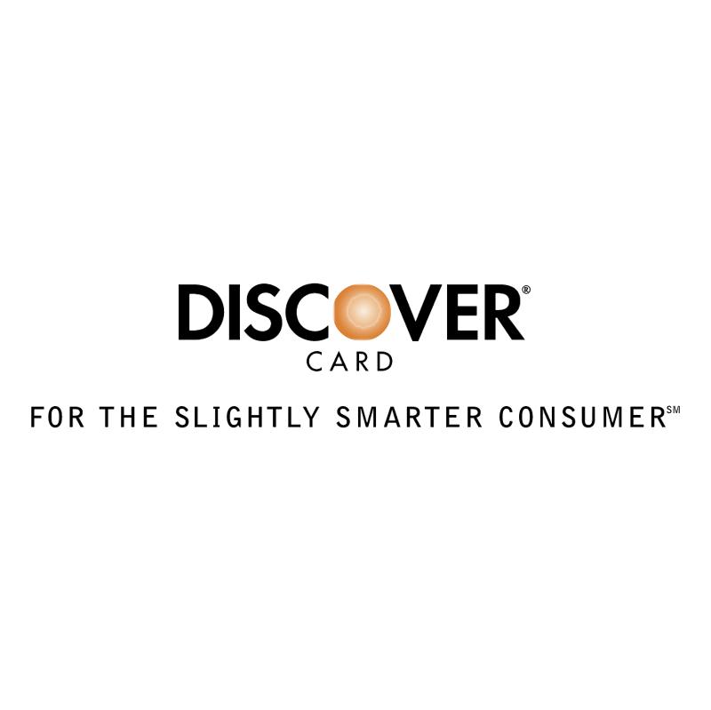 Discover Card vector