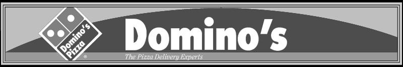 Dominos Pizza 3 vector