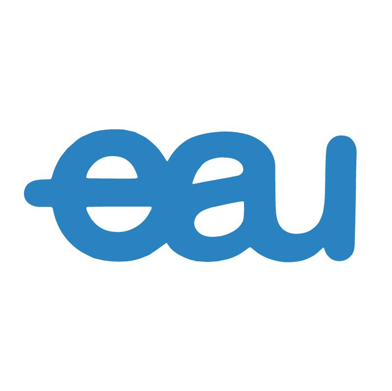 EAU vector logo
