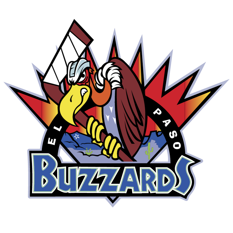 El Paso Buzzards vector