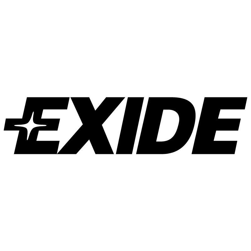 Exide vector logo