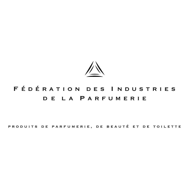Federation des Industries de la Parfumerie vector