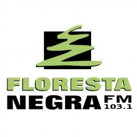 Floresta Negra FM vector