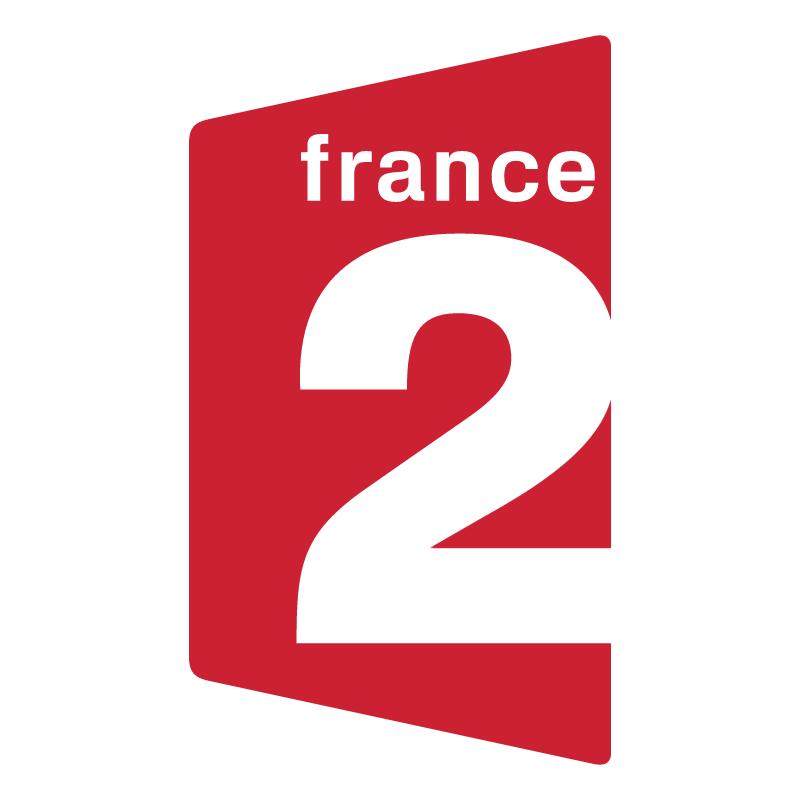 France 2 TV vector