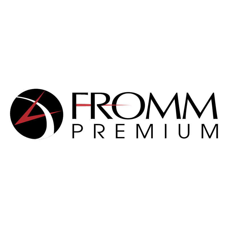 Fromm Premium vector