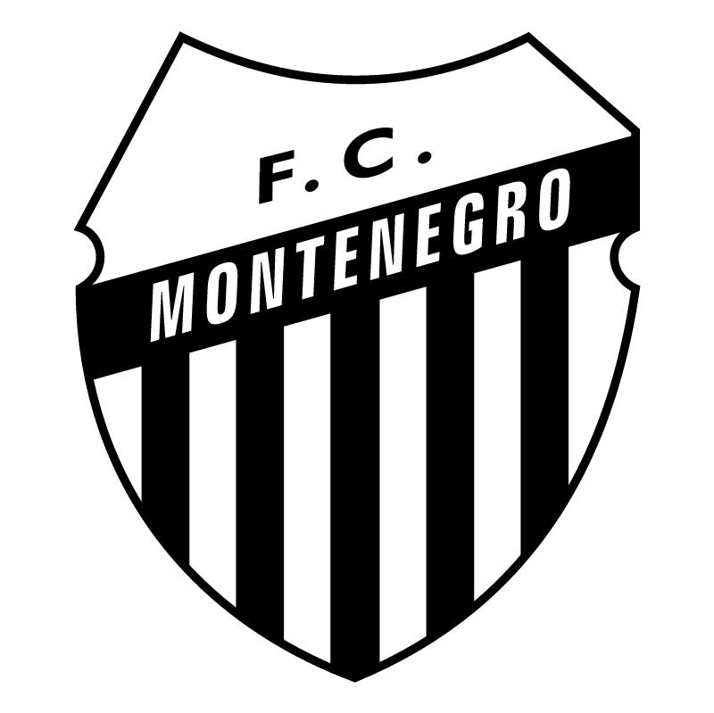 Futebol Clube Montenegro de Montenegro RS vector