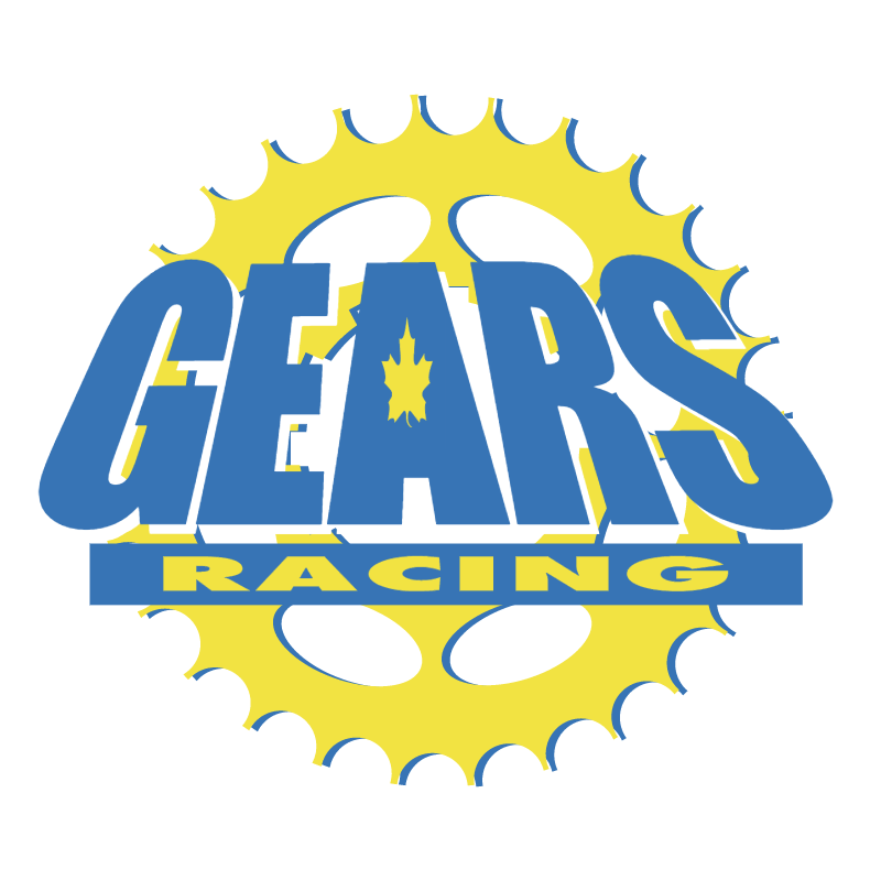 Gears Racing vector