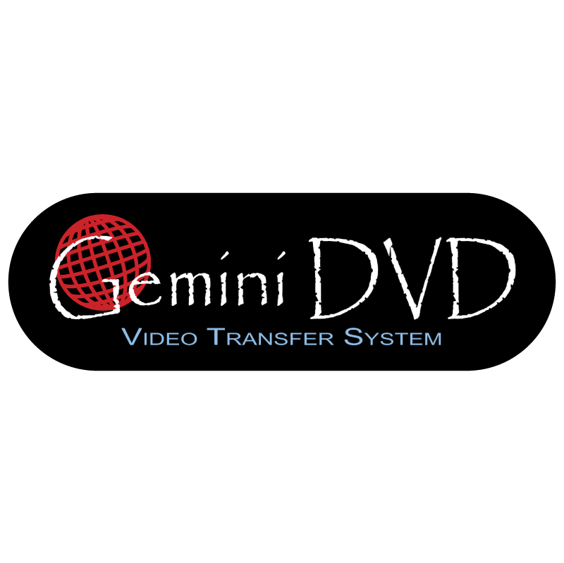 Gemini DVD vector