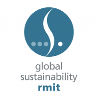 Global Sustainability RMIT vector