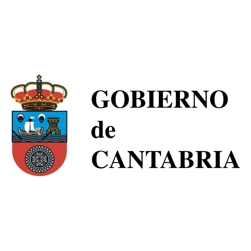 Gobierno de Cantabria vector logo