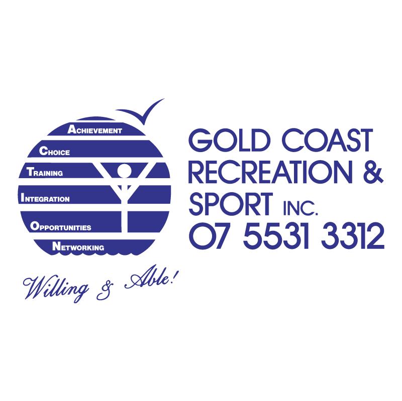 Gold Coast Recreation & Sport vector