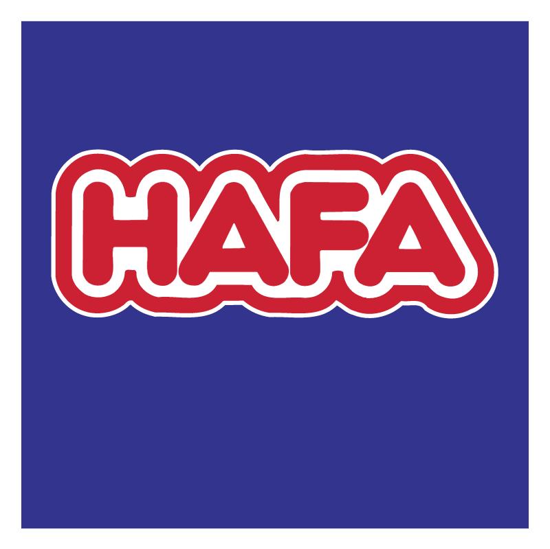 HAFA vector logo