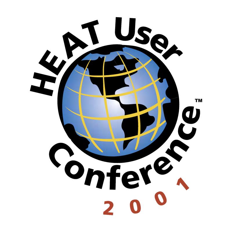 HEAT User Conference vector logo