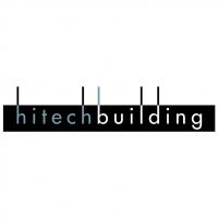 Hitech Building vector