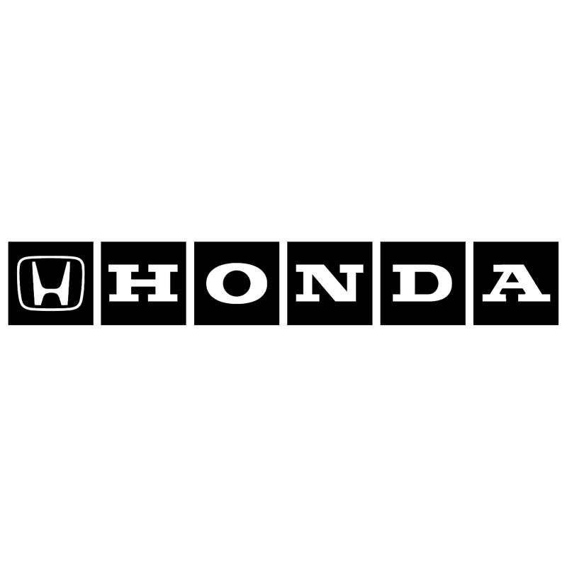 Honda Automobiles vector