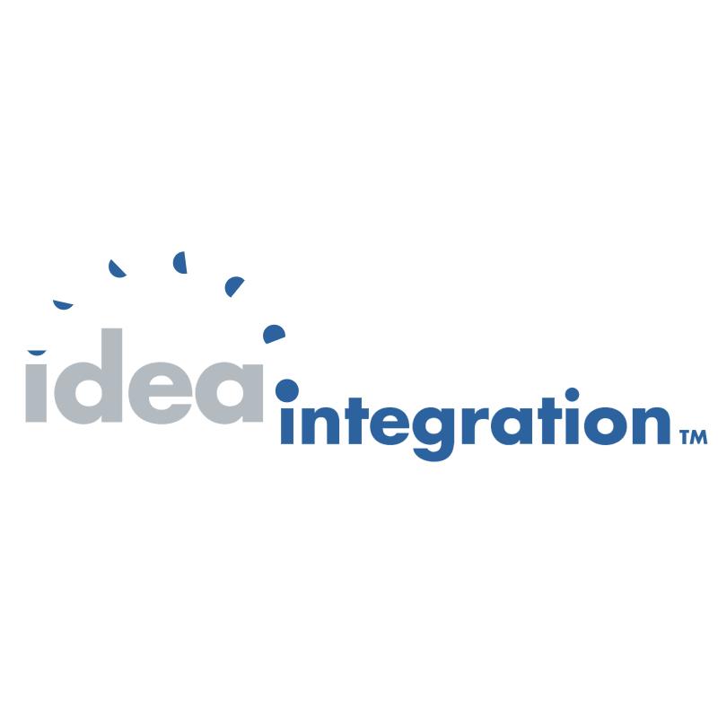 Idea Integration vector logo