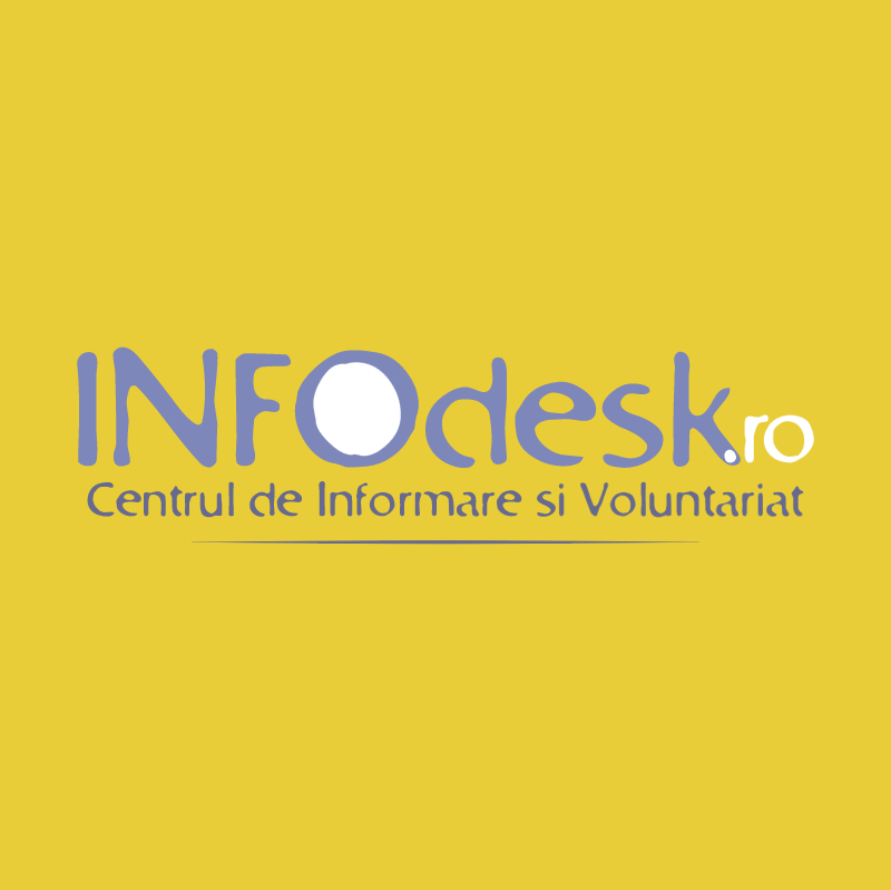 INFOdesk vector
