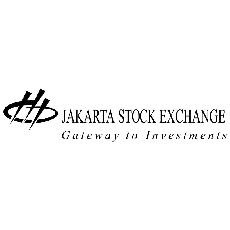 Jakarta Stock Exchange vector