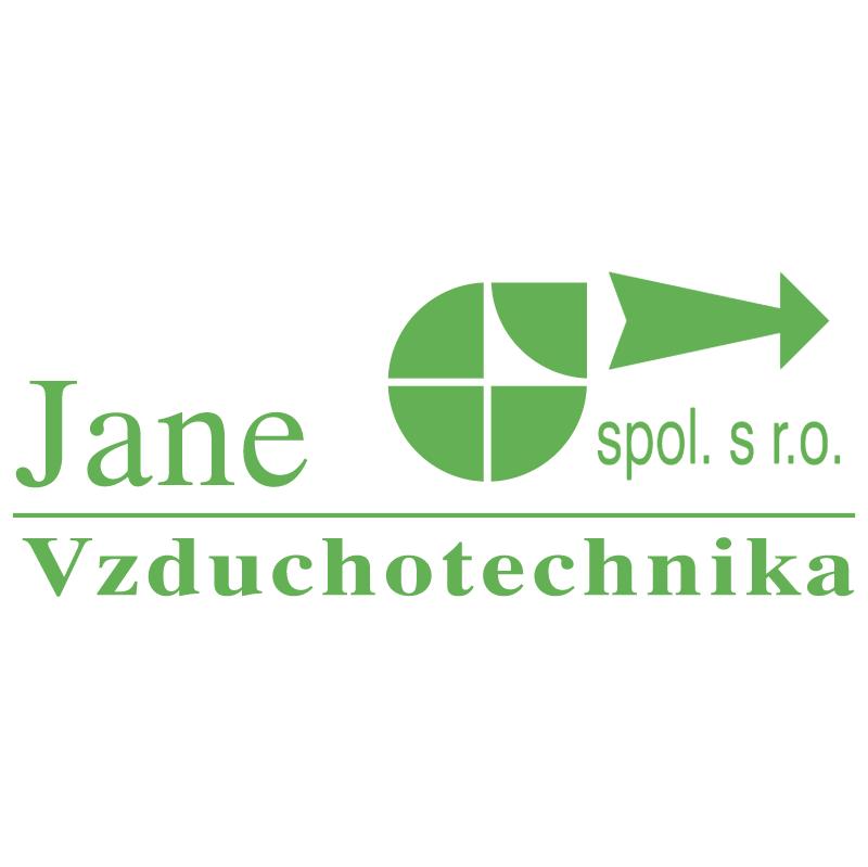 Jane Vzduchotechnika vector