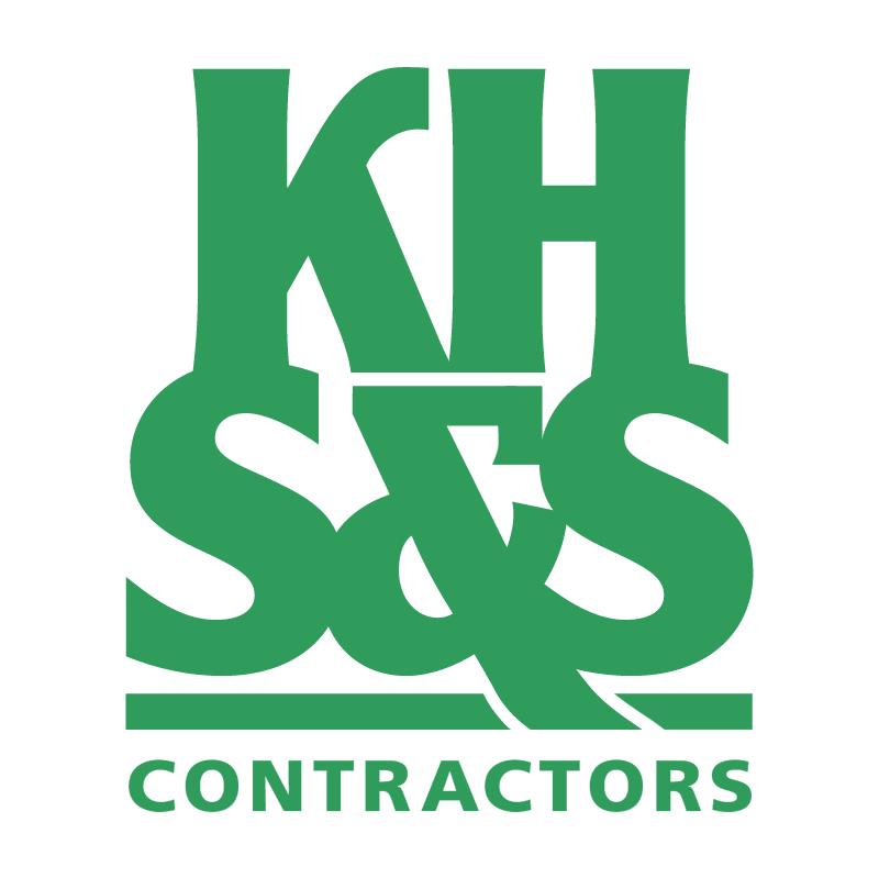 KHS&S Contractors vector