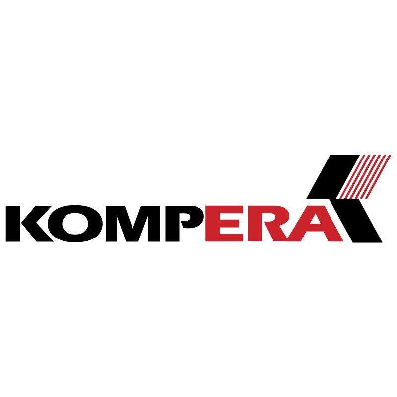 Kompera vector logo