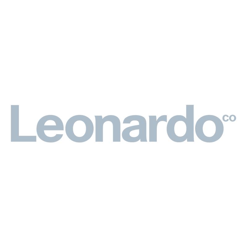 Leonardo vector logo
