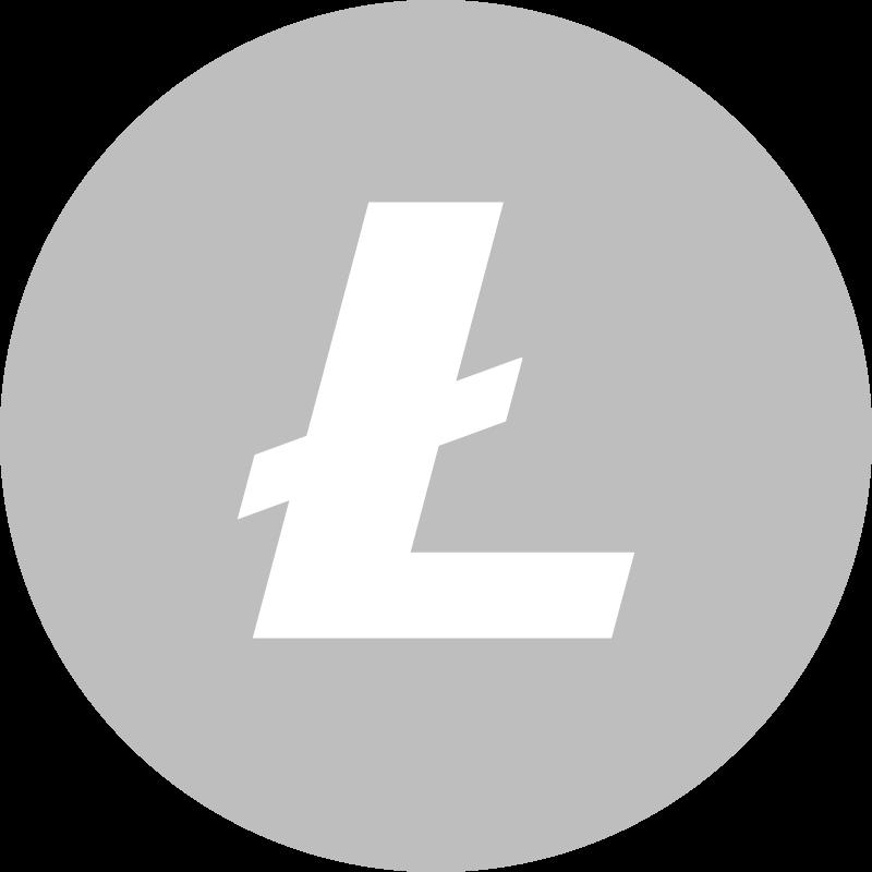 Litecoin vector